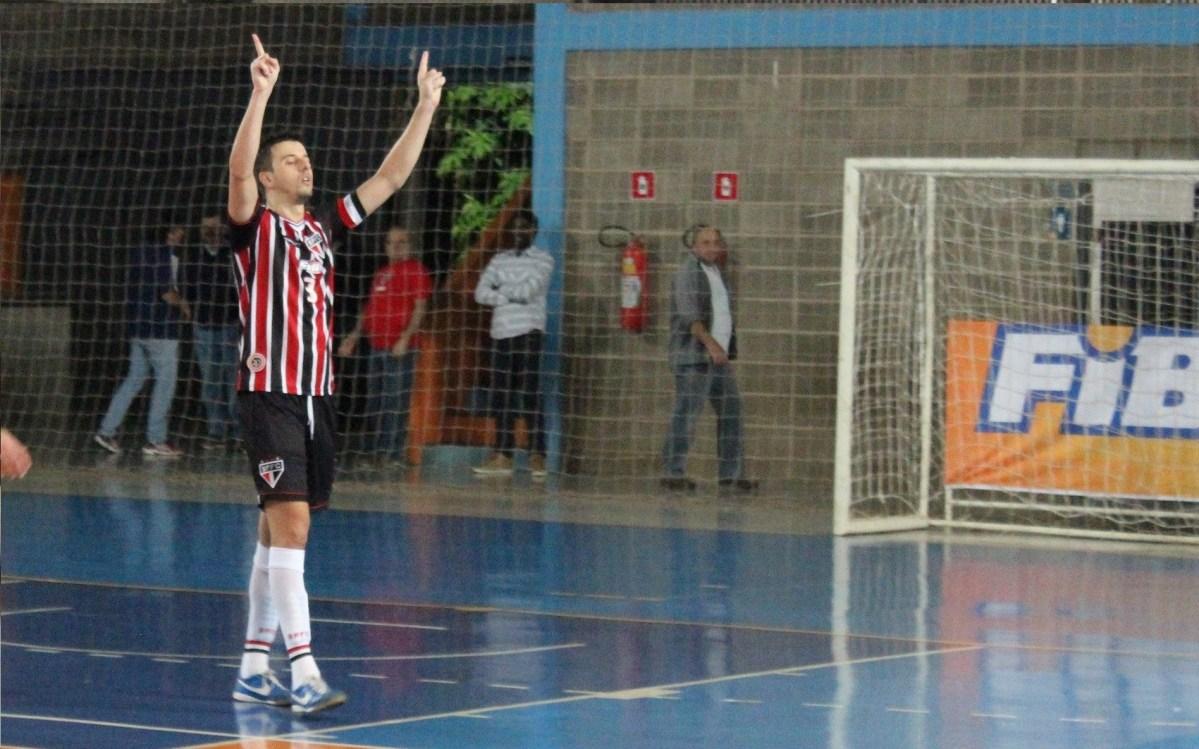 Futsal do Tupi anuncia contratação de Leo Bomfim para disputa do Mineiro