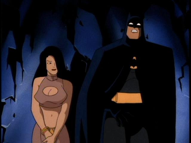 Batman: The Animated Series Rewatch: The Demon's Quest: Part 1 and 2