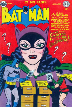 Batman # 65