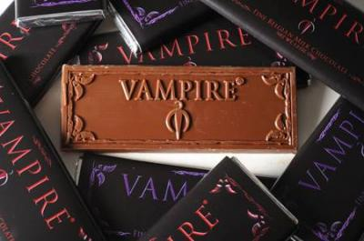 Vampire Belgian Chocolate