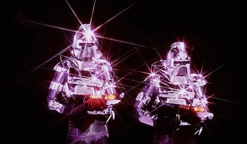 Battlestar Galactica 1978 Cylons Star Wars