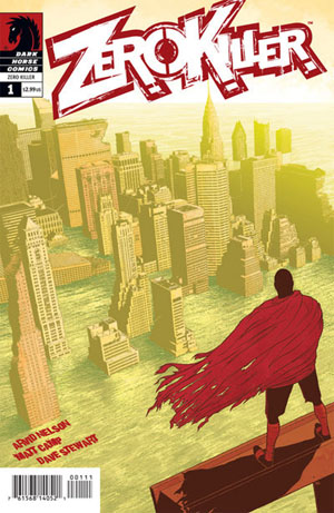 Zero Killer, Dave Stewart colorist