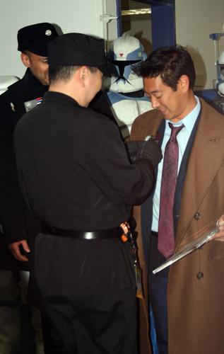 Grant Imahara 501st Legion