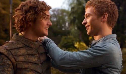 Loras Tyrell Olyvar Game of Thrones