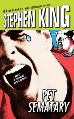 What is a good Stephen King book to write a research paper on?