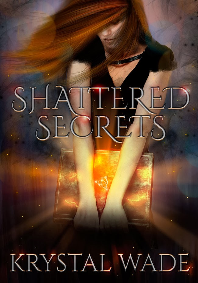 Shattered Secrets by Krystal Wade
