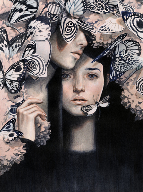 Tran Nguyen — The Insects of Love