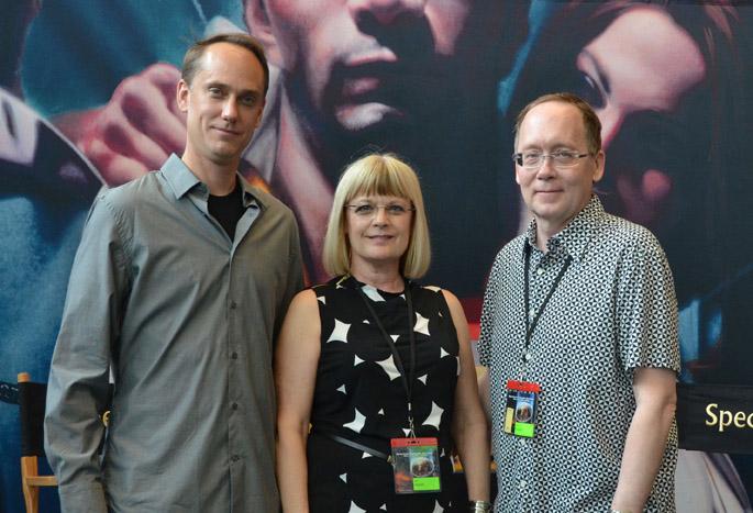 John Fleskes, Cathy Fenner, Arnie Fenner
