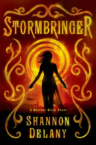 Stormbringer by Shannon Delany