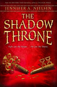 The Shadow Throne (The Ascendance Trilogy #3) by Jennifer A.Nielsen