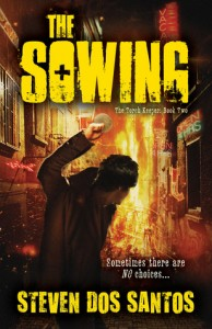 The Sowing (The Torch Keeper #2) by Steven dos Santos