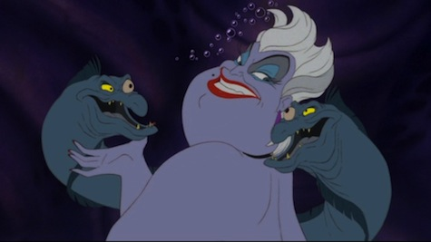 Ursula Flotsam Jetsom Little Mermaid