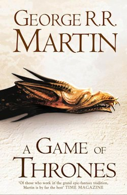 A Game of Thrones Song of Ice and Fire ebook sales