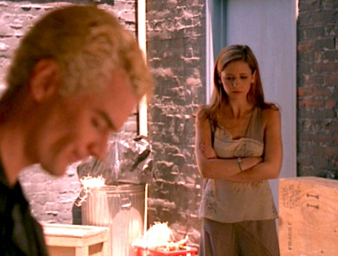 Buffy the Vampire Slayer, After Life, Spike