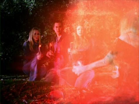 Buffy the Vampire Slayer, Bargaining, Willow, Xander, Anya, Tara