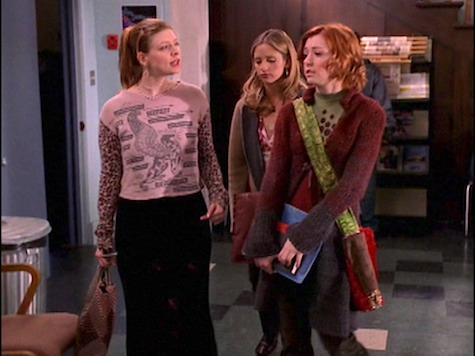 Buffy the Vampire Slayer, Crush, Willow, Tara