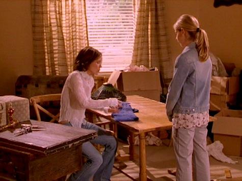 Buffy the Vampire Slayer, Him, Anya