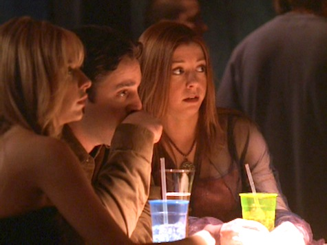Buffy the Vampire Slayer, Him, Willow, Xander
