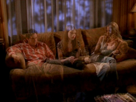 Buffy the Vampire Slayer, Same Time Same Place, Xander, Dawn, Willow