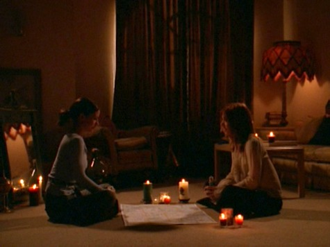 Buffy the Vampire Slayer, Same Time Same Place, Anya, Willow