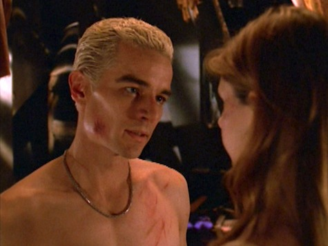 Buffy the Vampire Slayer, Wrecked, Spike
