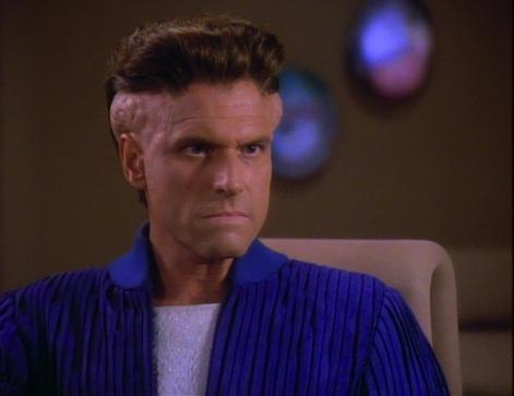 Star Trek: The Next Generation Rewatch on Tor.com: Dark Page