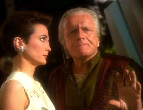 Star Trek: Deep Space Nine Rewatch on Tor.com: First Season Overview