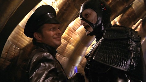 Farscape, Coup by Clam, Scorpius