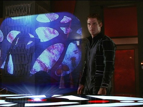Farscape, Green Eyed Monster, Crichton