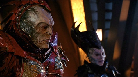 Farscape, We're So Screwed, Hot to Katratzi, Akhna, Staleek