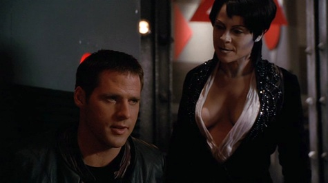 Farscape, We're So Screwed III: La Bomba, Crichton, Grayza