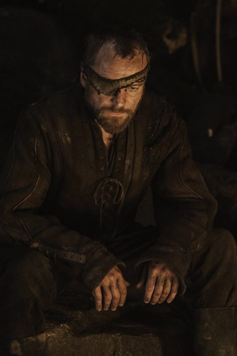 Game of Thrones season 3 Beric Dondarrion