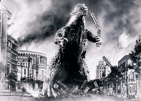 Kaiju Godzilla