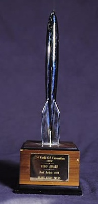 1965 Hugo  Awards Trophy