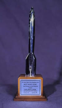 1966 Hugo  Awards Trophy