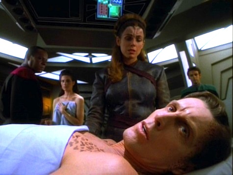Star Trek: Deep Space Nine Rewatch on Tor.com: Invasive Procedures