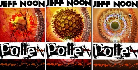 Jeff Noon Covers