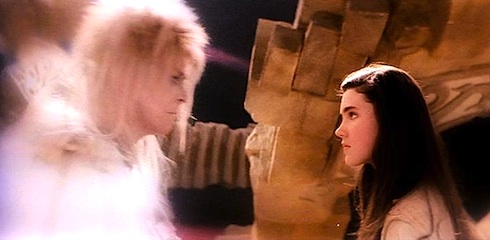 Labyrinth David Bowie Jennifer Connelly Jim Henson