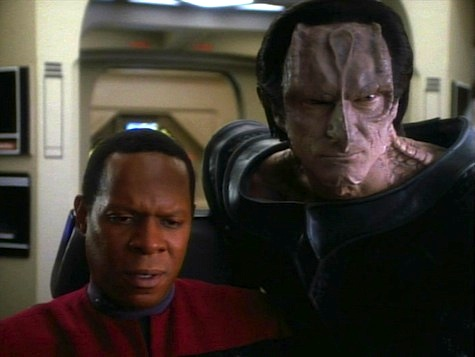 Star Trek: Deep Space Nine Rewatch on Tor.com: The Maquis, Part I