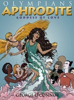 George O'Connor Aphrodite Goddess of Love