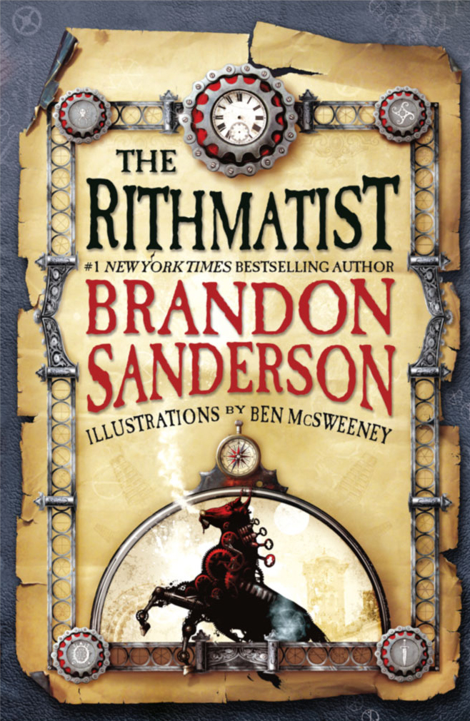 Brandon Sanderson The Rithmatist