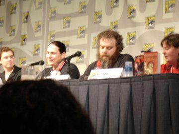 2011 San Diego Comic Con: