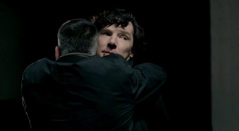 Sherlock, The Empty Hearse