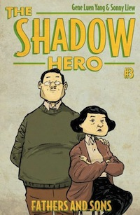 The Shadow Hero #3