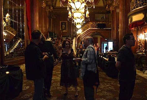 Inside the Midland Theater