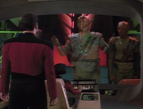Star Trek: The Next Generation, Season 5, Episode 2