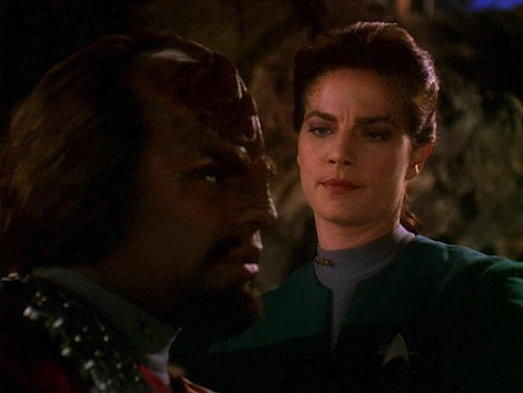 Star Trek: Deep Space Nine Rewatch on Tor.com: The Sword of Kahless