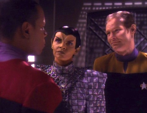 Star Trek: Deep Space Nine Rewatch: The Search, Part I