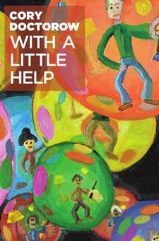 With a Little Help art by Rudy Rucker