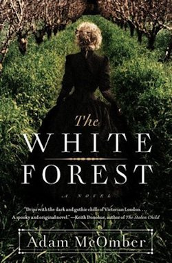 The White Forest US Cover